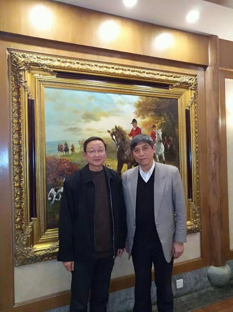 海智专家刘震教授来宁访问交流
