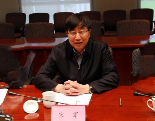 中国科协党组成员宋军到苏州调研省会合作落实情况