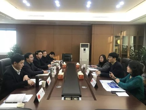 【活动报道】冯少东会见韩中科技合作中心首席代表金钟先